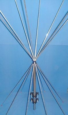 Double Discone Scanner Base Station Antenna  Aerial