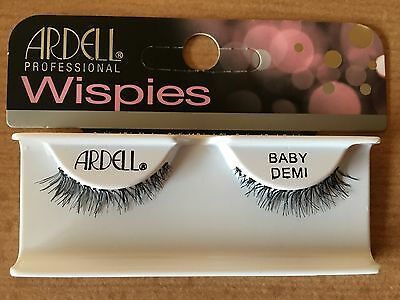 Ardell Natural Lashes Baby Demi Wispies- Genuine, 'Invisiband' False Lashes