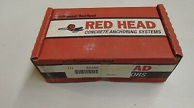 """100 Count, ITW Red Head FS-1440 1/4"""" x 4"""" Dynabolt Carbon Sleeve Anchor"""