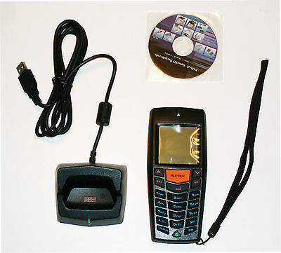 BCP-8000 Portable Bar Code Data Collector Laser Barcode Scanner with Look-up NEW