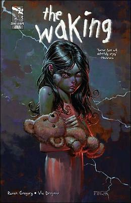 THE WAKING #1 1st print DAVID FINCH ZENESCOPE RAVEN GREGORY grimm fairy tales NM