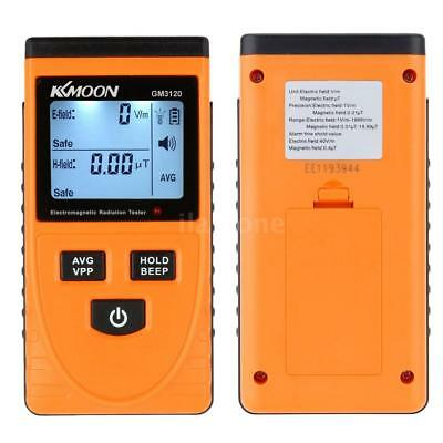 GM3120 Digital Electromagnetic Radiation Detector Meter Dosimeter Tester US 3UY6