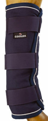 Coolex Leg Wraps Cordura LARGE / HORSE Navy (MSSP £64.50) + worldwide shipping