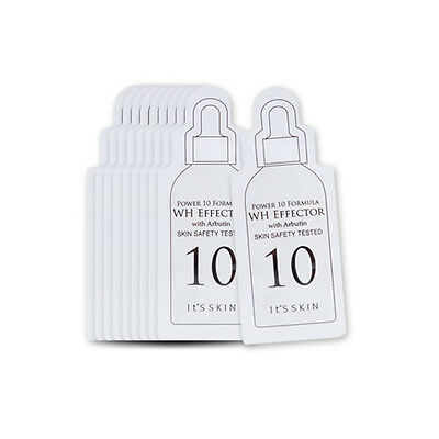 [Sample][It's Skin] Power 10 Formula WH Effector x 10PCS