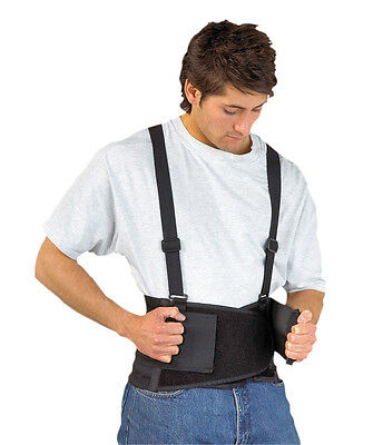 Back Support Breathable Lower Lumbar Brace Belt Work Safety Weight Lifting PW80