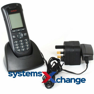 Avaya 3720 IP DECT 700466105 with Battery Charger & PSU - Inc VAT Del