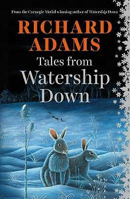 Tales from Watership Down by Richard Adams Hardcover Book
