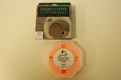 ROYAL WULFF TRIANGLE TAPER PLUS TTP3F   FLY FISHING LINE
