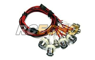 GT POWER RC Model L8 Lighting System for R/C All Kinds of Model Car LE841