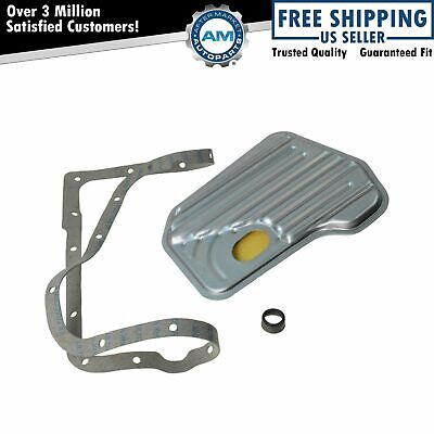AC Delco Transmission Filter & Gasket Kit for Chevy Buick GMC Caddy Olds Pontiac