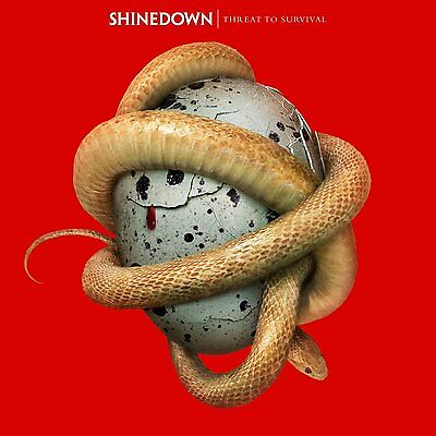 Shinedown Threat To Survival Cd 2015