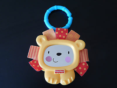 NEW Fisher Price Discover N Grow Mane Mirror! Suitable from birth! Baby toy!!