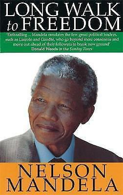 A Long Walk to Freedom: The Autobiography of Nel, Nelson Mandela, New