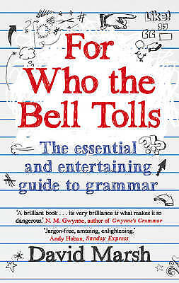 For Who the Bell Tolls: The Essential and Entert, Marsh, David, New