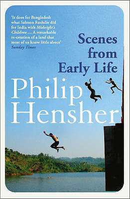 Scenes from Early Life, Hensher, Philip, New