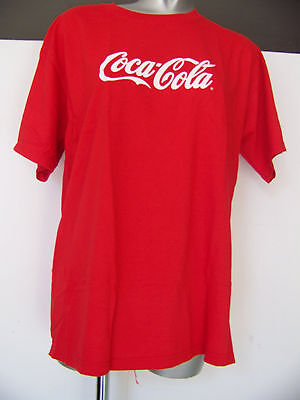 Coca Cola t-shirt rossa originale