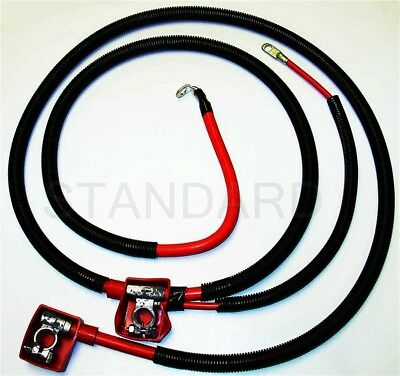 Battery Cable Standard fits 90-96 Ford E-350 Econoline Club Wagon 7.3L-V8
