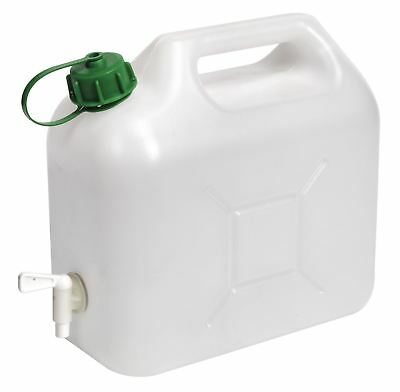Sealey WC5E Fluid Container with Tap 5ltr