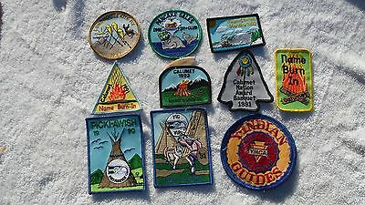 20 Vintage Boy Scouts Of America Patches-Bsa-Calumet