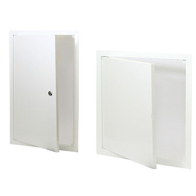 Metal Access Panels WHITE Inspection Panel Loft Hatch Ceiling Door Wall Hatch
