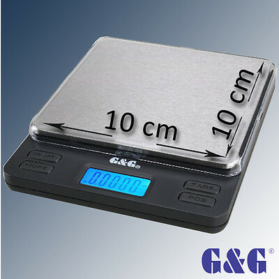 G&G LS Gold Jewelry Digital Pocket  Scale Balance