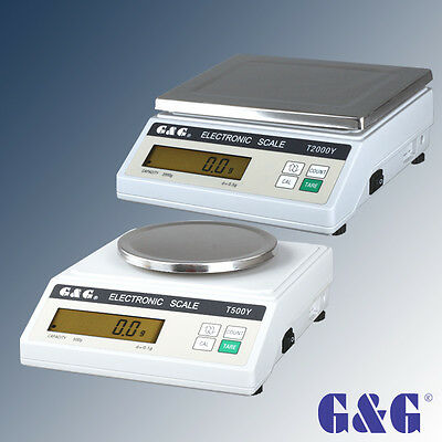 G&G T-Y Precision Digital Balance Scale Accurate  Balance