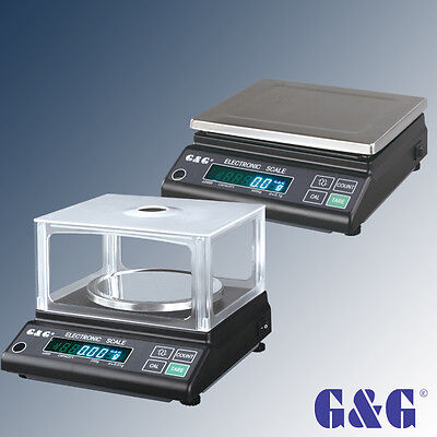 G&G JJ Precision Digital Balance Scale Accurate PRO Balance de precision