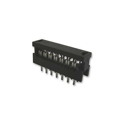 1565522 Multicomp Connector , PCB , Transition , Idc , 10 Way
