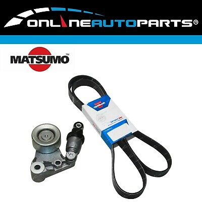 Optibelt Drive Belt & Tensioner Assembly fit Patrol GU ZD30DDTi (CRD) 3.0L 07on