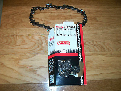 "1 Oregon 36"" 404 Full Skip saw chain 68JX108G  404 pitch chain .063 gauge 108 DL"