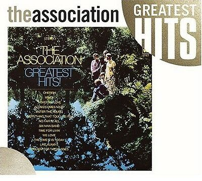 The Association - Greatest Hits [New CD] Repackaged