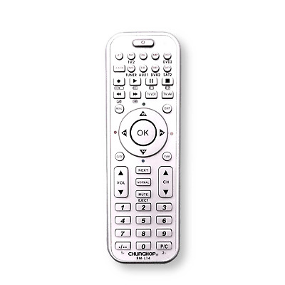 Remote Control TV DVD SAT TUNER AUX AMP CD Universal Multibrand AUTOMATIC SETUP