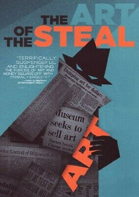 Art of the Steal (2010, REGION 1 DVD New) WS