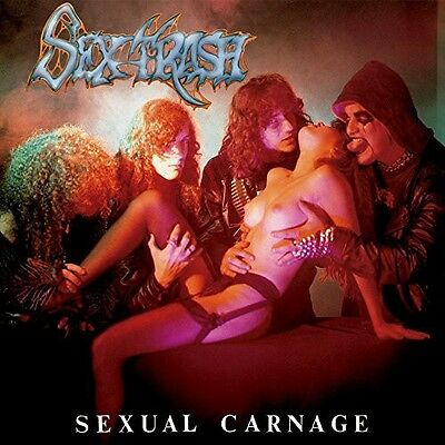 Sextrash - Sexual Carnage [New CD] Digipack Packaging