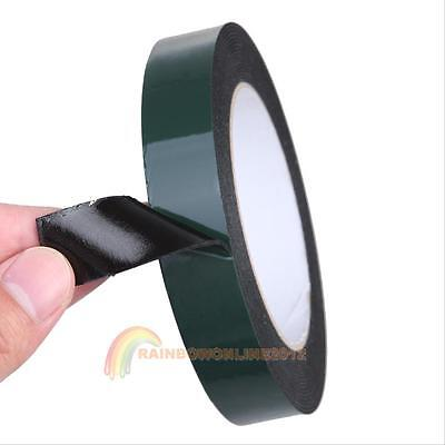 5M Auto Acrylic Foam Double Sided Faced Attachment Adhesive Tape Truck Car 20mm