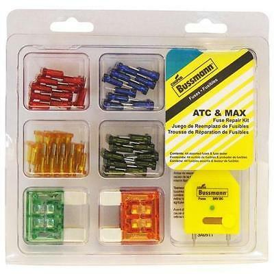 Cooper Bussmann ATC And Maxi Blade Fuse Kit