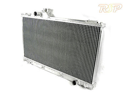 Lexus Is300 3.0 2001-2005 Uprated Alloy Radiator High Flow Core Lightweight