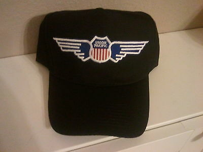 Cap / Hat (UP) Union Pacific Railroad - Wings #22332 - NEW