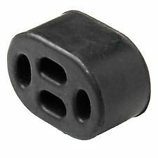 x2 EXHAUST BACK BOX RUBBER MOUNT MOUNTING HANGER fits VAUXHALL SIGNUM VECTRA