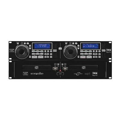 Lector Cd Y Mp3 Dj Doble Profesional Img Stage Line Cd-292Usb