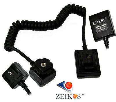 ETTL Off Camera Shoe Flash Cord for Sony Alpha FA-CC1AM