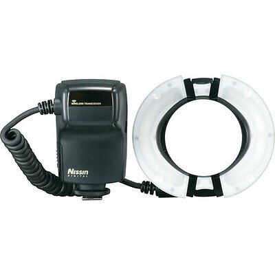 Nissin MF18 Macro Ring Flash for Nikon