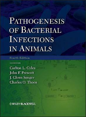 Pathogenesis of Bacterial Infections in Animals by Gyles (English) Hardcover Boo
