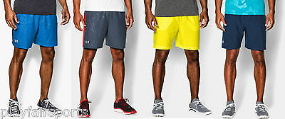 "*New* Under Armour 2015 Mens UA Launch Woven 7"" Run Shorts Lightweight - 1253575"