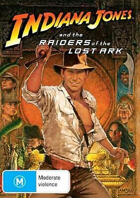 Indiana Jones and The Raiders of The Lost Ark (Special Edition) - DVD Region 4 F
