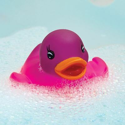 Colour Changing Duck Bath Time Toy Pocket Money (One Supplied)