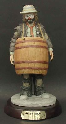 Emmett-Kelly-Jr  Over A Barrel