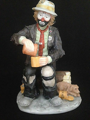 Emmett-Kelly-Jr-Dining Out