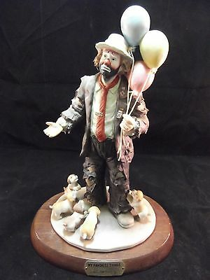 Emmett-Kelly-Jr-My Favorite Things