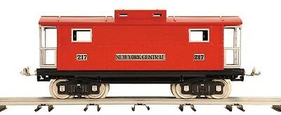 MTH Model Trains Tinplate Traditions NYC Standard Gauge Caboose 10-1098